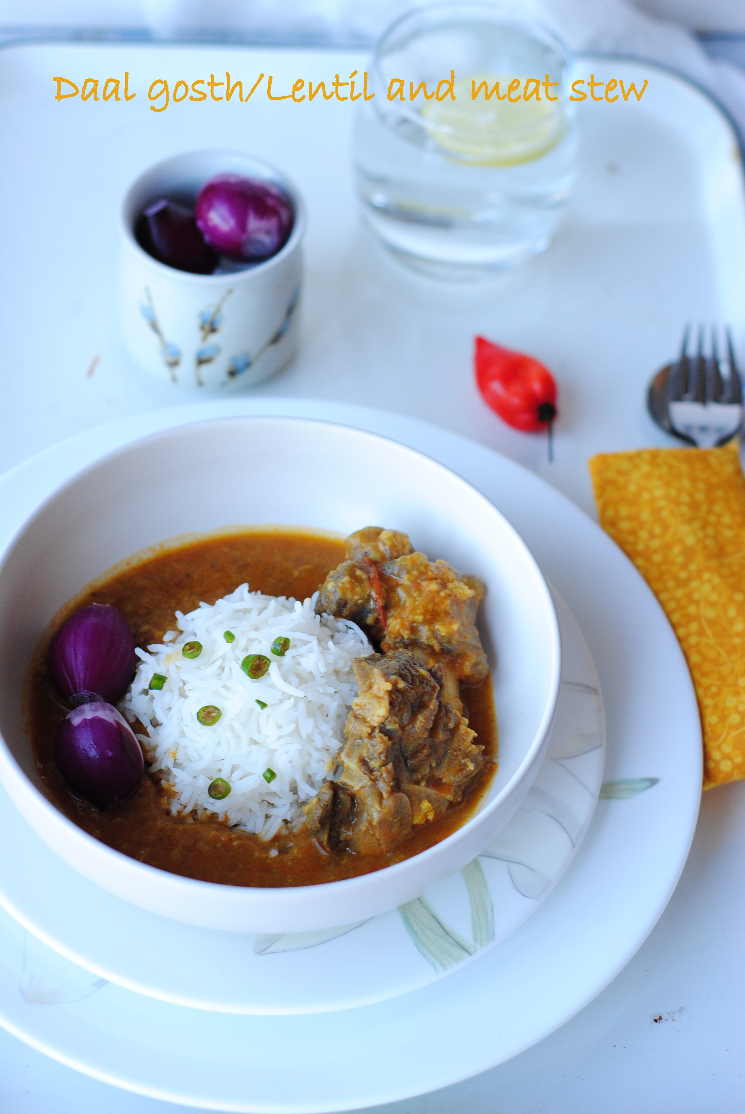 Daal goshtmeat and lentil stew a shining example of an indo muslim indian cuisine from before and after the muslim invasion is significantly different the islamic rulers came in two successive batches forumfinder Gallery
